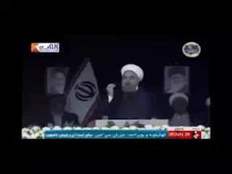 طعنه خنده دار مهران مدیری به رئیس جمهور
