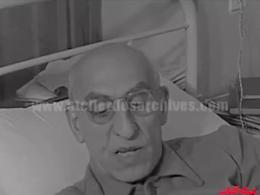 ویدئویی نادر از دكتر مصدق و سخنانش درباره ی انگلیس