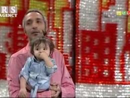 استندآپ کمدی ژوله با دخترش