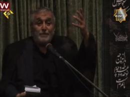 مسجد ارگ | حاج منصور ارضی | شب دوم