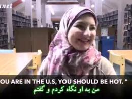 زنان آمریکایی و مشکل حجاب