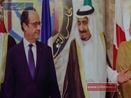 رسوایی جدید / خودپرداز قطری و سعودی برای مقامات فرانسوی