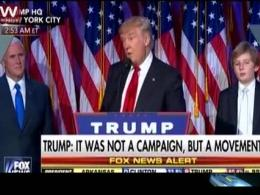 نا آرامی ها پس از انتخابات آمریکا علیه ترامپ