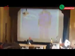 عباسی روز دانشجو - خطاب به رئیس قوه قضائیه