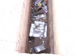 گزارشی تکان دهنده از دنیای گورخواب های نصیرآباد