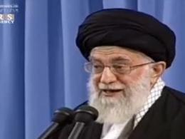 رهبر انقلاب: هدف دشمن، ملت ایران است نه علی خامنهای