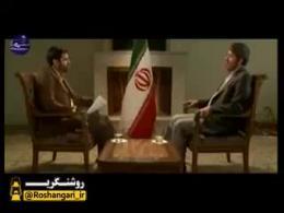 علی مطهری: سال 84 به احمدی نژاد رای دادم!!