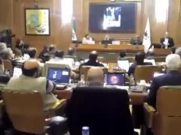 توضیحات قالیباف در شورای شهر تهران