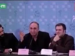 توهین بازیگر معروف به دولت امام زمان و تشویق حضار!
