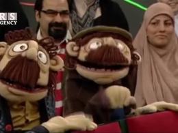 اجرای آهنگ ایشالا مبارکش باد توسط عروسک های جدید خندوانه