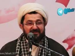 کنایه به متوفی اخیر توسط حجت الاسلام ماندگاری