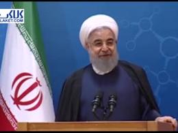 وقتی روحانی برای انتخابات 96 هم باز داره میگه کلید داریم