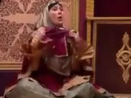 پیش بینی مهران مدیری از مظلومیت از دست رفته دختروزیر/طنز