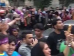 جشن پیروزی روحانی