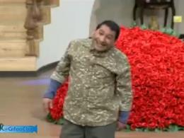 شوخی مهران مدیری با سخنان انتخاباتی حسن روحانی
