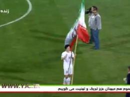 شادی ملی پوشان بعد از صعود به جام جهانی