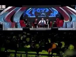 خواستگاری علی صالحی از پرستو صالحی در برنامه زنده!