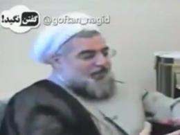 حسن روحانی و پروژه ی فرازمینی ها ufo