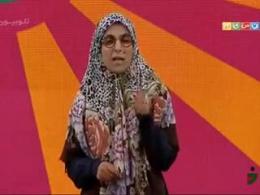 اجرای سوم استندآپ کمدی زینب موسوی از گروه شقایق دهقان