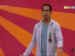 اجرای سوم استندآپ کمدی رضا بهمنى از گروه حسن معجونی