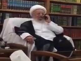 درخواست آیت الله مکارم شیرازی از قاضی زاده هاشمی