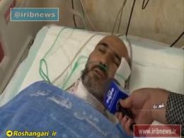 گفتگو با روحانی مضروب حادثه دیروز مترو شهر ری
