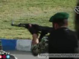 یادبود اولین شهید ارتش در سوریه