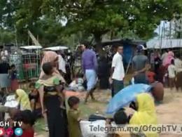 گزارشی از روند امداد رسانی به مردم میانمار