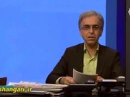کنایه طنز آمیز رضا رفیع در برنامه تلویزیونی!