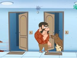 نگهداری سگ در آپارتمان