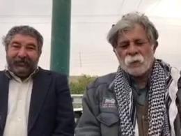 صحبت یک کرمانشاهی لحظاتی قبل از دیدار با رهبرانقلاب