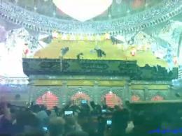 بمناسبت شهادت امام حسن عسکری ع با مداحی میثم مطیعی