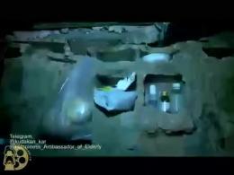 گزارش تکاندهنده از زندگی دختری ۵ ساله در بیابانهای شهریار!