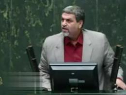حمله کواکبیان به روحانی در صحن مجلس