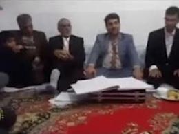 عقد در کرمان با چاشنی زلزله