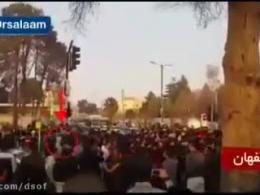 لباس های یکدست لیدرهای اغتشاشات تهران