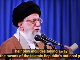برنامه ی موشکی ایران قابل مذاکره نیست (با زیرنویس انگلیسی)