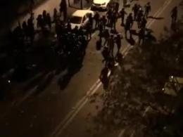 حمله وحشیانه دراویش  به نیروی انتظامی