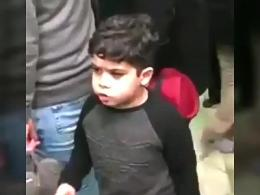 رجزخوانی این نوجوان ایرانی برای آل سعود