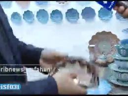 قاچاق واضح کالا خارجی در اصفهان