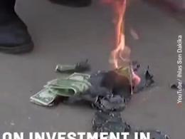 واکنش قاطع مردم ترکیه به گران شدن دلار!