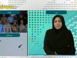 گزارش شبکه خبر از حمله تروریستی امروز اهواز !