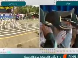 حمله تروریستی به نیروهای مسلح در اهواز، ترک جایگاه توسط روحانی در تهران !