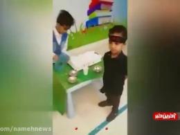آموزش خدمت به زائرین در مهد کودک های عراق