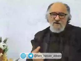 داریوش ارجمند؛ روحانی دولتش دوست داشتنیه!!!
