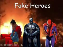 قهرمانان دروغین در آتش سوزی آمریکا کجا هستند؟