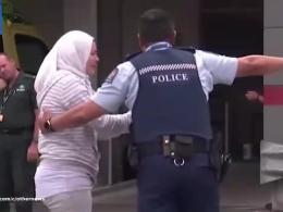 فیلم مصدومان حمله تروریستی نیوزلند +مصاحبه شاهدان عینی