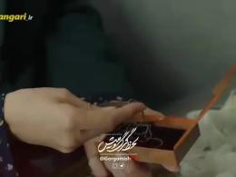 سکانس زیبای آوردن پلاک شهید گمنام برای مادرش در سریال «لحظه گرگ و میش»