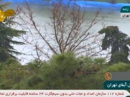 هشدار به پایتخت نشینان:سیل در کمین تهران هم است