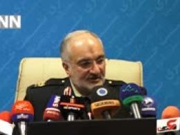 واکنش سردار زاهدیان نسبت به فیلم پخش شده درمورد دانشگاه شیراز
